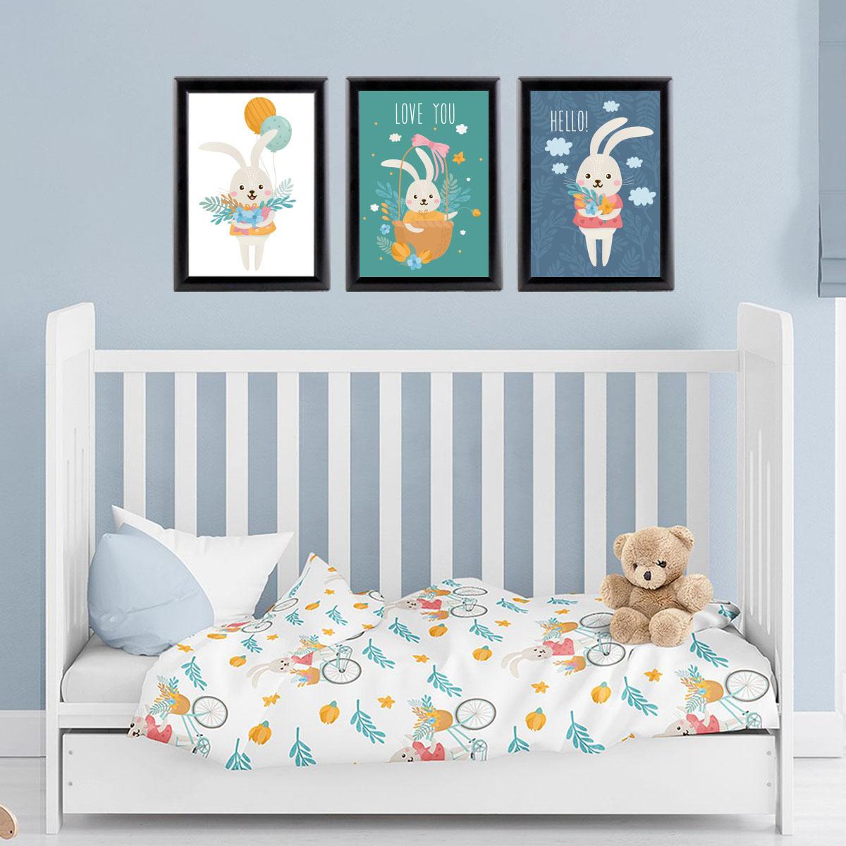 Bebek ve Çocuk Odası Çerçeveleri