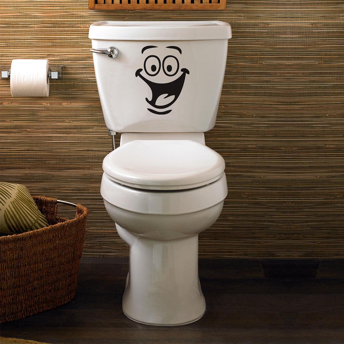 Tuvalet Klozet Kapağı Sticker