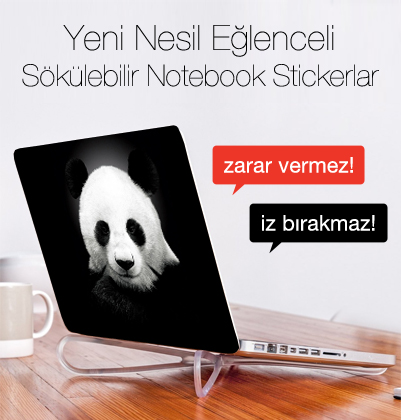 Notebook Sticker