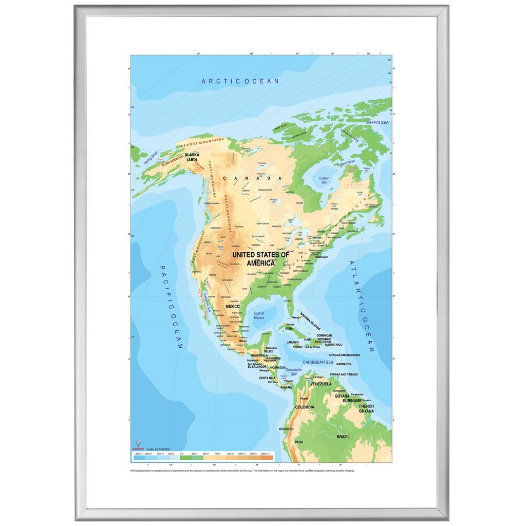 Manyetik Dünya Haritası