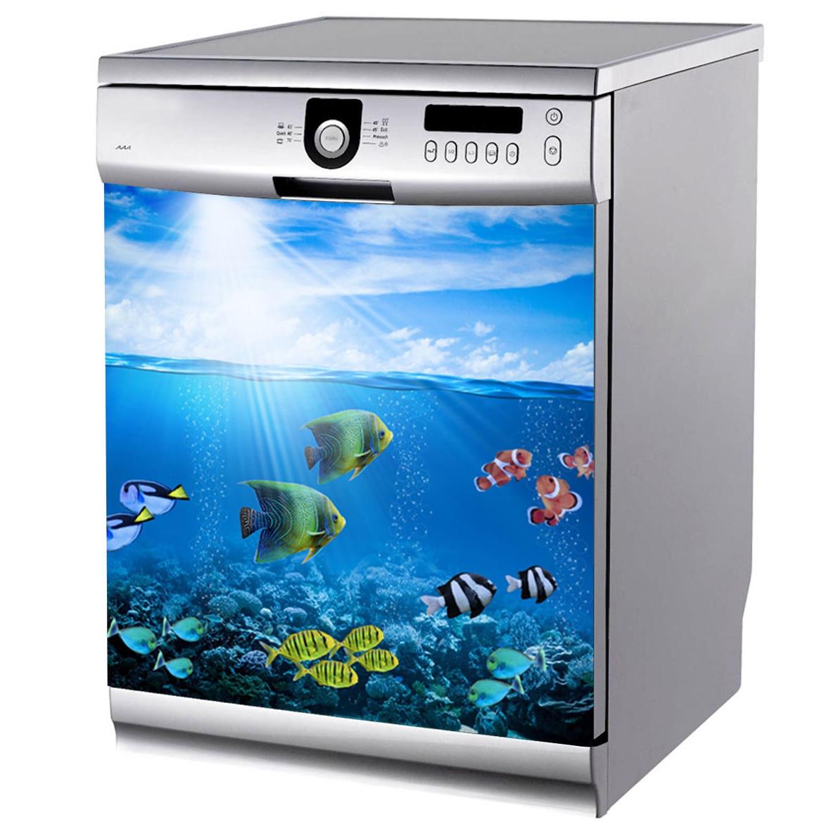 Bulaşık Makinası Stickerları